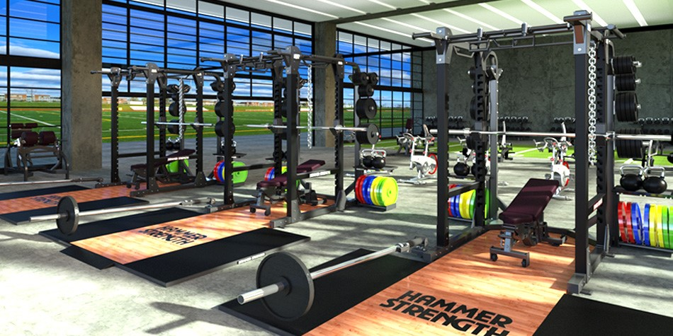 PERSONAL TRAINER RENTAL SPACE